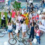 Велозаезд в поддержку здорового образа жизни прошел в Москве