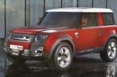 Новый Land Rover Defender появится через два года