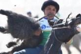 Бой за тушу козла и стрельба на скаку: как прошли Всемирные игры кочевников