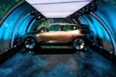 Новый BMW iNEXT официально представлен на борту грузового самолета