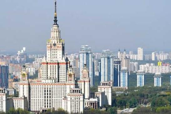В Москве построят здание в стиле сталинских высоток