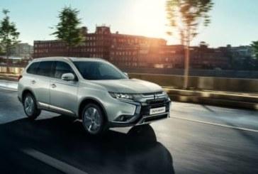 В Калуге началось производство обновленного Mitsubishi Outlander