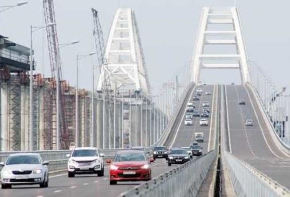 Крымский мост вернулся к работе в штатном режиме после ЧП