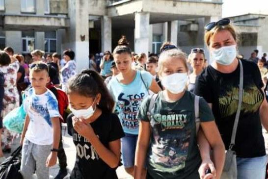 Крым терпит бедствие, а Москва шлет пошлые памятки