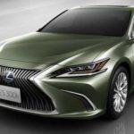 Lexus представит первый серийный автомобиль без зеркал заднего вида