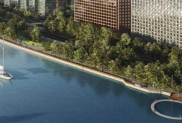 «Плавающий» 25-метровый бассейн откроют на Москве-реке к 2026 году