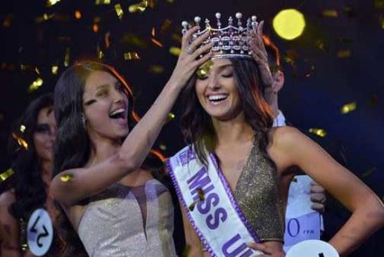 Лишенная титула «Мисс Украина» прокомментировала свою дисквалификацию