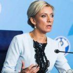 Захарова сочла неправильным называть белорусов друзьями