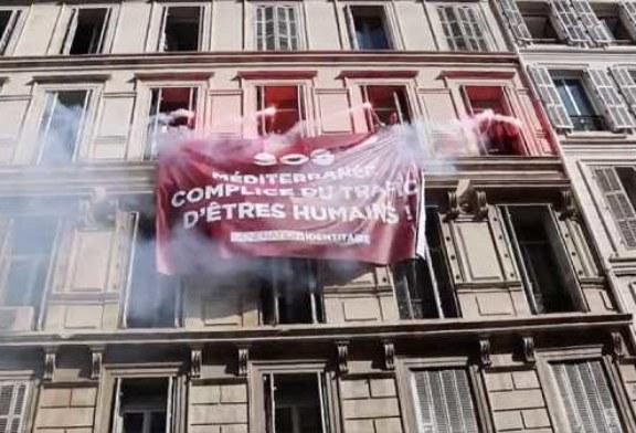 Радикалы напали на штаб-квартиру гуманитарной организации в Марселе