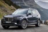 BMW X7 представлен официально. Объявлены российские цены и комплектации