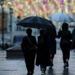 Почти 20% месячной нормы осадков выпадет в Москве за ночь