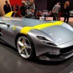 Ferrari показала два спайдера Monza, которые нельзя купить