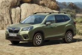Новый Subaru Forester стал дороже на 100 тысяч рублей: мы узнали дату начала продаж в России