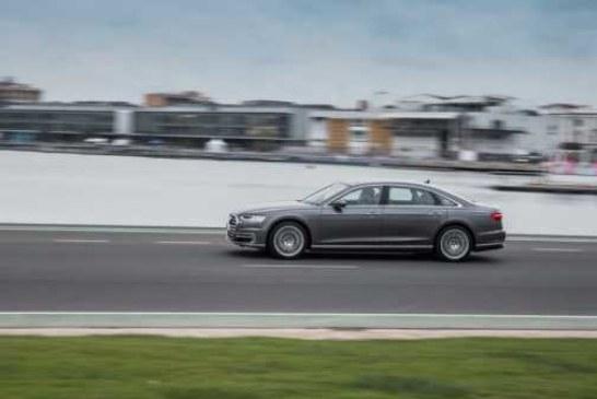 В Россию привезут самую топовую Audi A8 с V8. Заказы уже принимают