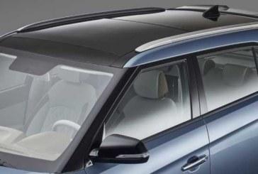 Hyundai подготовил роскошную версию Creta Diamond: белая кожа и панорамная крыша