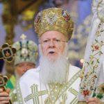 Варфоломей надеется на принятие РПЦ решения Константинополя по Украине