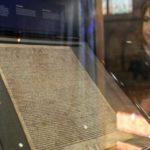 В Солсбери попытались похитить копию Великой хартии вольностей