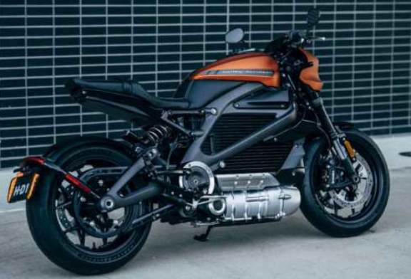 Harley-Davidson показал свой первый электробайк