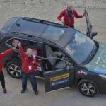 Житель Екатеринбурга выиграл Subaru Forester