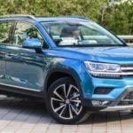 В России появится новый кроссовер Volkswagen
