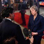 Мэй заявила о неизменности позиции Британии по вопросу Гибралтара