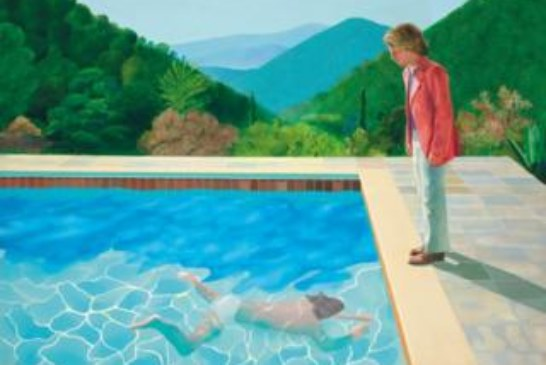 Дэвид Хокни стал самым дорогим художником из ныне живущих
