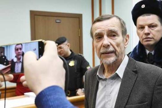 Мосгорсуд сократил срок ареста правозащитника Пономарева