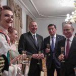 Путин сходил с лидерами ЕАЭС на балет в Петербурге
