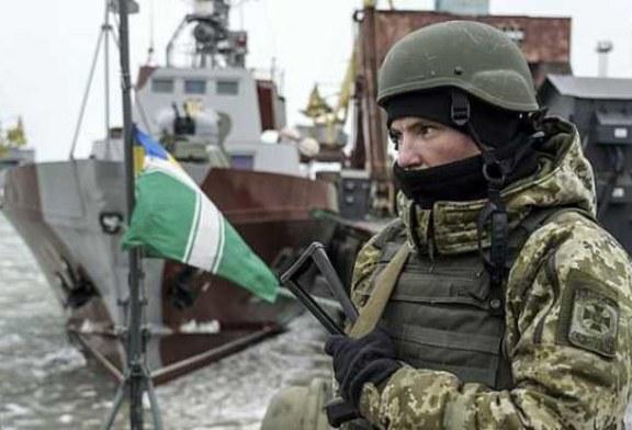 Россия, наконец, явилась на морской бой с Украиной