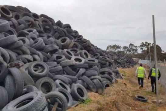 Nokian Tyres уничтожит шинные свалки в России