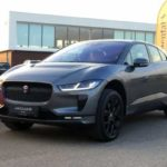 Jaguar объявил старт продаж электрического кроссовера I-Pace за 5 миллионов