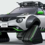 Nissan представил новый Juke-вездеход