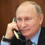 Путин пригласил семью из Башкирии прогуляться по предновогодней Москве