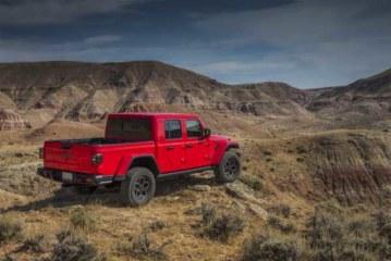Jeep возрождает пикап Gladiator и везет его в Россию