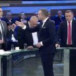 Ведущий «России 1» объяснил выпровождение украинского политолога