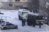 В общежитии московского вуза прошли массовые задержания