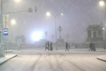 Снегопад в Москве продолжится до понедельника
