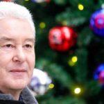 Собянин сравнил празднование Нового года в Москве с ЧМ-2018