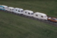 Не пытайтесь повторить: Ford Ranger взял на буксир караван из 20 трейлеров (видео)
