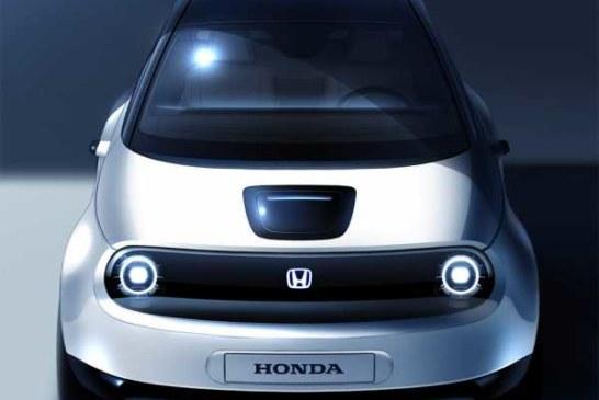 Honda показала свой новый электрокар с камерами вместо зеркал