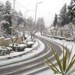 Два человека погибли в Тунисе из-за аномального холода и снега