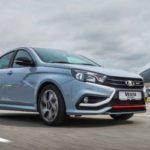 Lada за миллион: «АВТОВАЗ» объявил цену Vesta Sport
