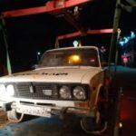 «Франкенштейн 2106» из Ставрополя: по городу гоняет «шестерка» задом наперед (видео)
