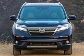 Honda везет в Россию обновленный Pilot