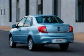 У некоторых Datsun на российских дорогах могут отрываться задние колеса