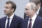 Путин в разговоре с Макроном указал на противоречие действий Киева нормам ОБСЕ