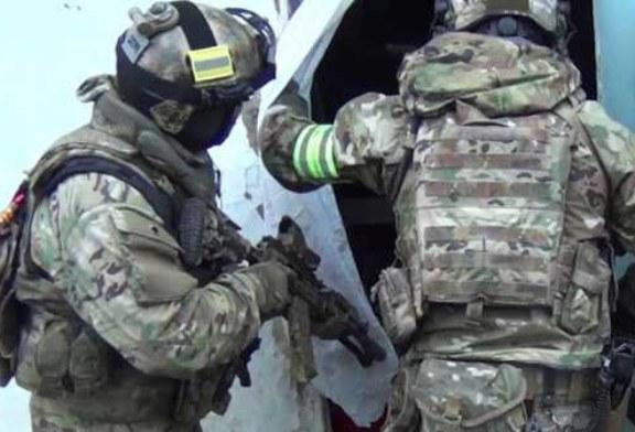 ФСБ задержала в Крыму членов террористической организации