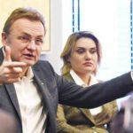Мэр Львова отказался от участия в президентских выборах