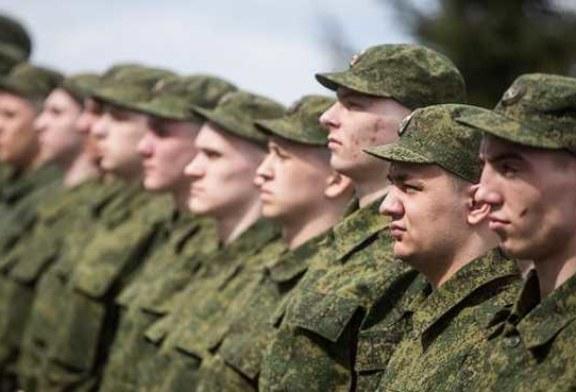 Треть российской армии воевать не умеет, и никогда не научится