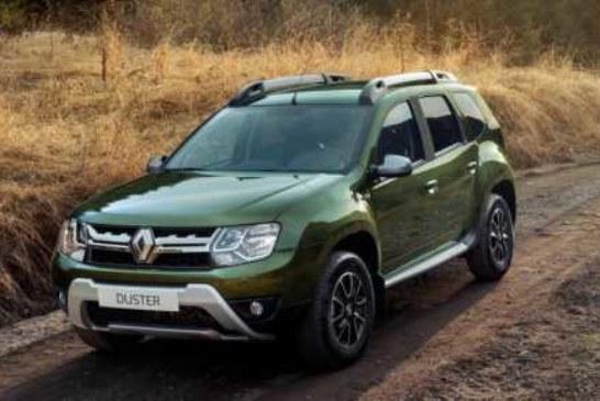 Объявлены комплектации и рублевые цены на обновленный Renault Duster